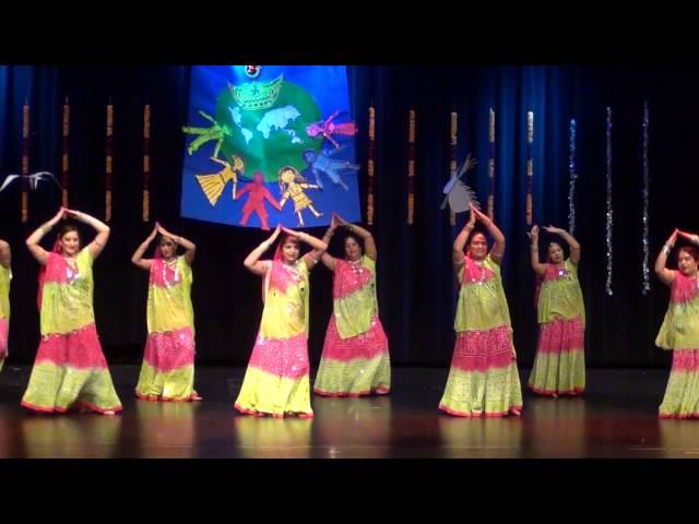 2012 Diwali - Ladies Dance - Barso Re Megha ... Travel Video