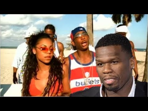 50 CENT Clowns ASHANTI Only Selling 24 Tickets Reportedly