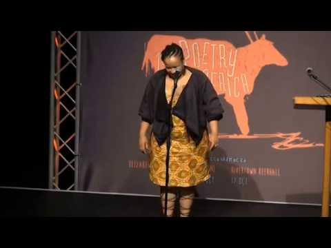 CELEBRATING 20 YEARS OF POETRY AFRICA