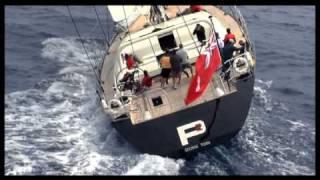 Perini Navi P2 Supersail Yacht