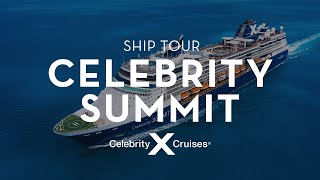 Celebrity Summit Cruise Ship Tour