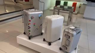 Rimowa Luggage - Store Tour