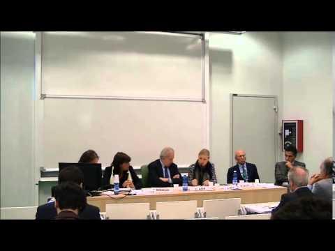 Alessia Mosca al Convegno New Deal per l'Europa