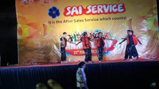 Sai Service Annual day 2016..