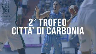 2° Trofeo Città di Carbonia - Banco di Sardegna SS - Fenerbahce