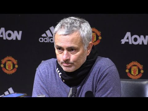 Manchester United 1-0 Bournemouth - Jose Mourinho Post Match Press Conference - Premier League