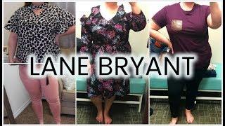 LANE BRYANT ONLINE SALE + INSIDE THE DRESSING ROOM | Taren Denise