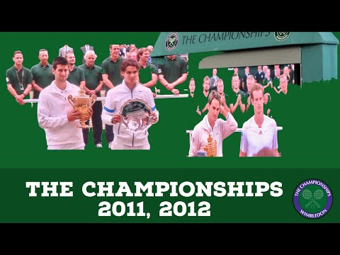 The Championships 2011, 2012