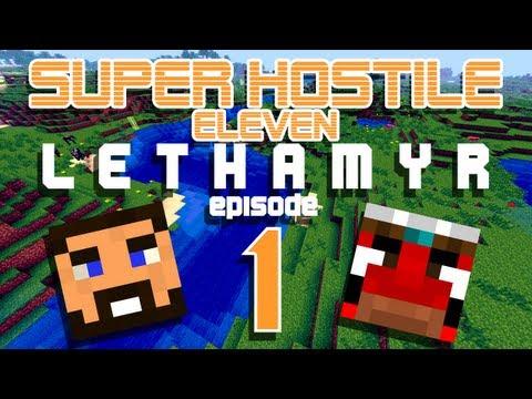 Super Hostile 11: Lethamyr - EP01 - Super Pig!
