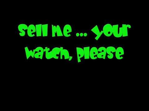 Weird Al Ebay Song Lyrics Youtube