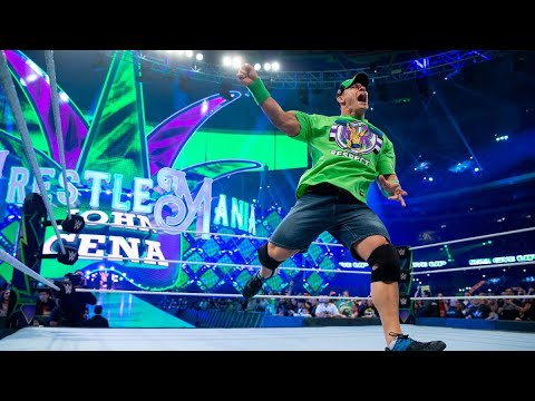Relive WrestleMania 34 In 60 Seconds