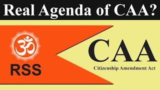 'CAA-NPR-NRC Is to Make India a Hindu Rashtra'
