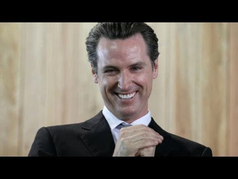 GAVIN NEWSOM: AS CALIFORNIA GOVERNOR I WILL SIGN AN EXEC ORDER GIVING HEALTH CARE TO ILLEGAL ALIENS