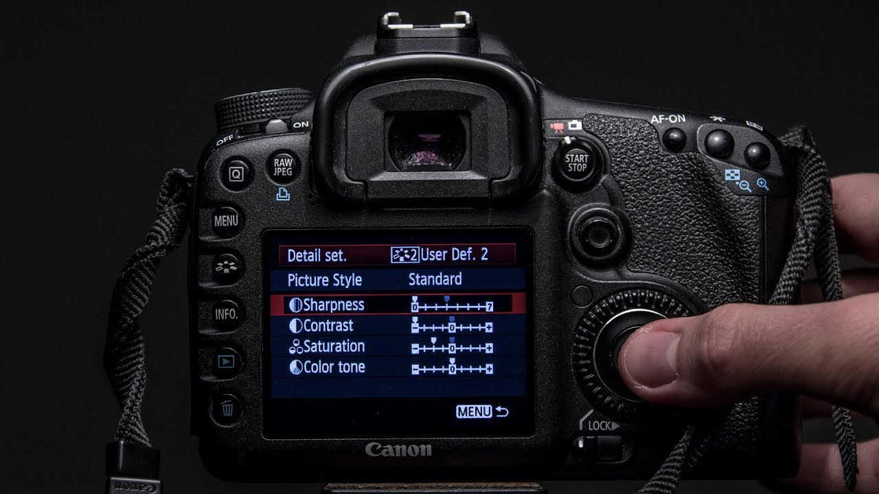 canon 7d for filmmaking setup guide overview youtube rh youtube com Canon EOS 50D Canon EOS 7D Camera