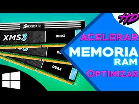 Acelerar y Optimizar memoria RAM sin programas | MÉTODOS 2017 | Windows 10, 8.1, 8, Vista, 7, XP
