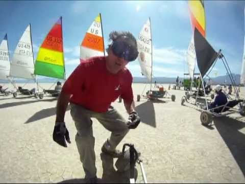 AMERICAS LANDSAILING CUP twin race 2013