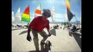 AMERICAS LANDSAILING CUP twin race 2013