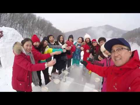 Crazy Trip in Jilin, China