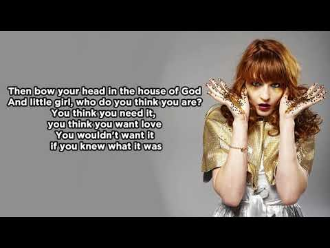 Moderation (Lyrics) - Florence + The Machine