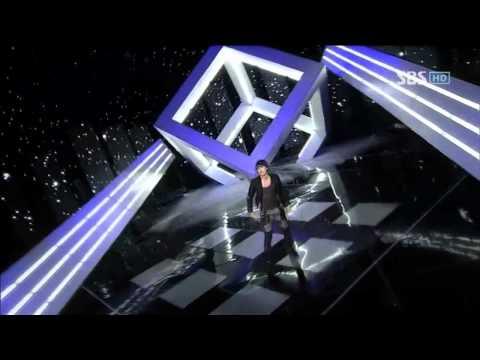 Super junior - Boom Boom + Bonamana @ SBS Inkigayo 인기가요 100516