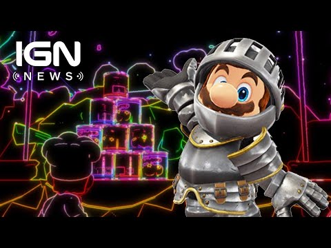 New Super Mario Odyssey Update Out This Week According To Nintendo Website  - IGN New