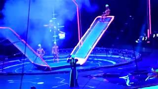 Лужники. Малая Спортивная арена. Цирк братьев Запашных. часть 2