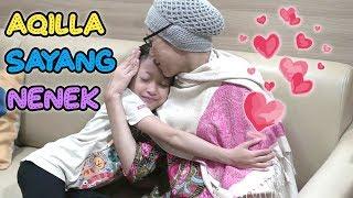 Download Drama Aqilla Sayang Nenek 😄 Parodi Aqilla's Diary