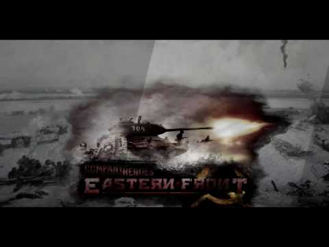 Company of Heroes Eastern Front Main menu theme 1