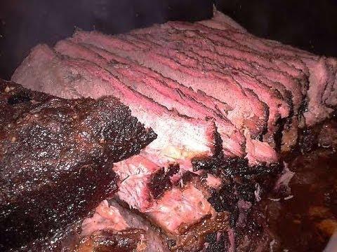 Smoked Beef Brisket: tender, flavorful, GOOD!!!