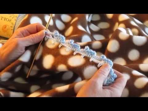 Elephant Crochet Edging Youtube