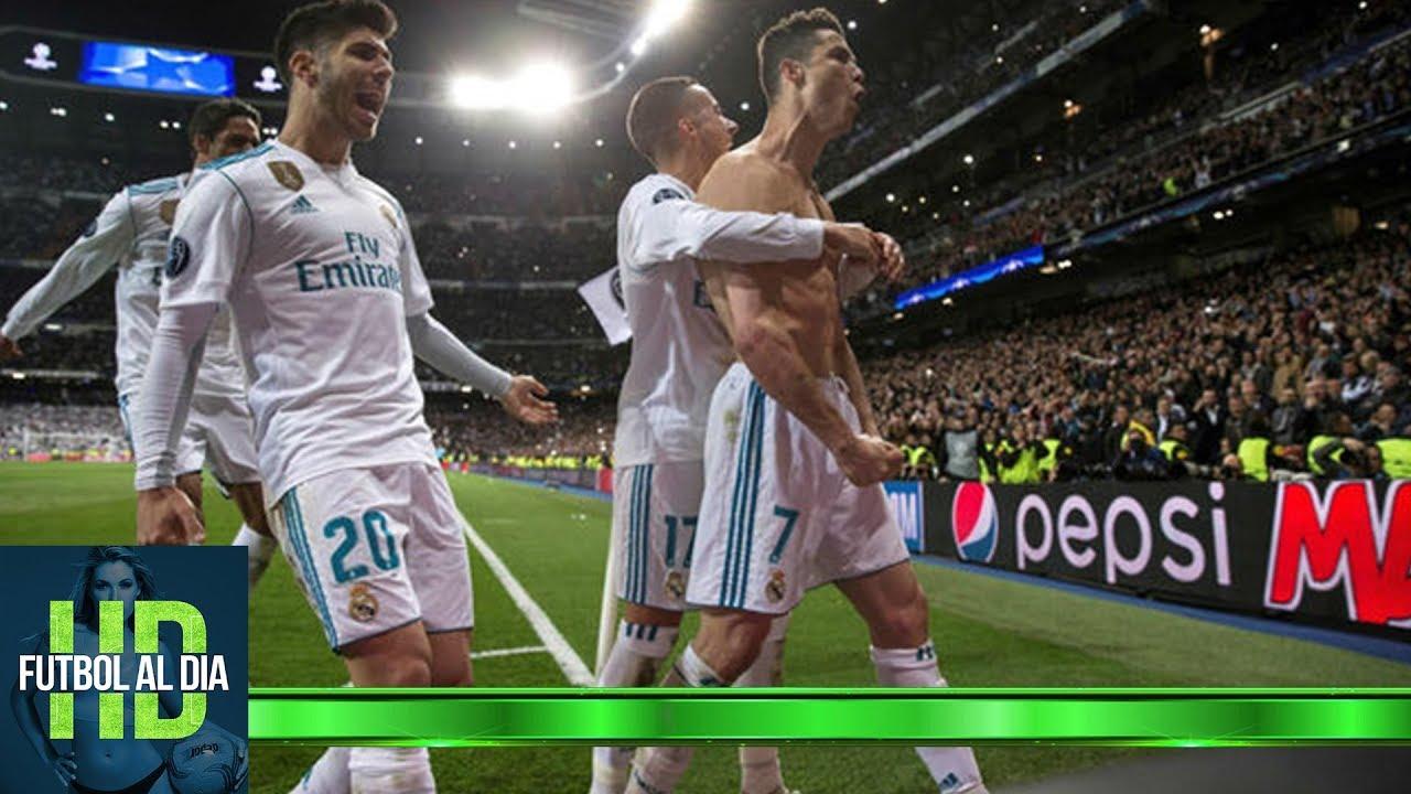 Noticias de futbol hoy 12 de abril 2018 real madrid for Partido del real de hoy