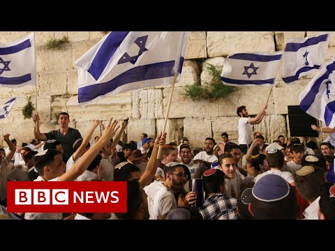 Fresh clashes in Israel ahead of Jewish nationalist march - BBC News
