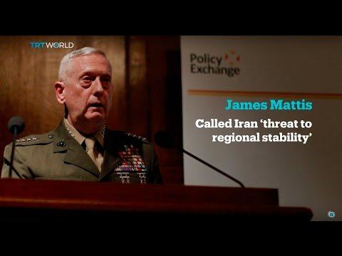 The Trump Presidency: James Mattis picked to lead US Defense Dept