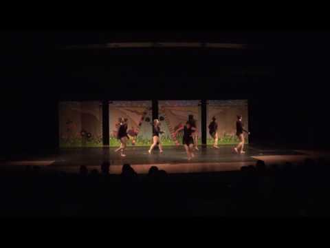 Heather Merritt Fort Dorchester High School Spring Dance Concert 2017, Candy Land Cavities