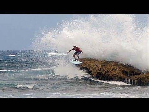 HEAVY ROCK HOP in PUERTO RICO