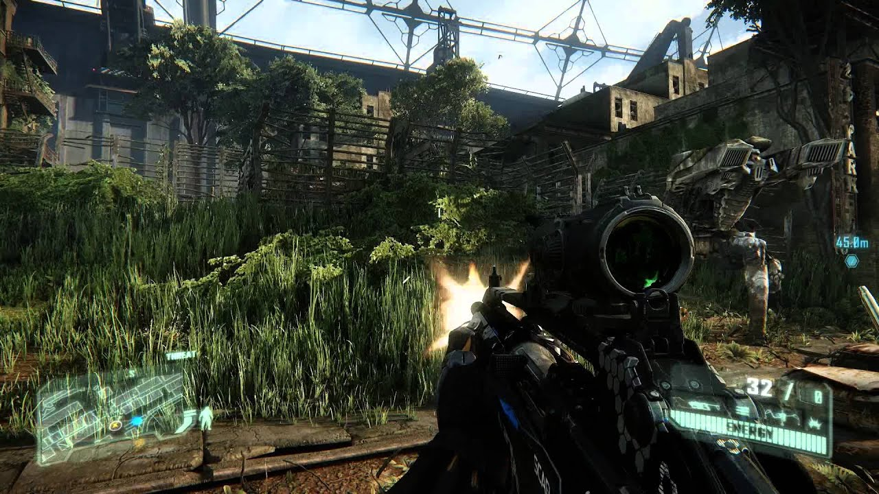 suck at crysis 3 - photo #45