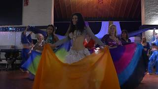 Belly Dance Show Shimmy-Licious - Bellydance Performances