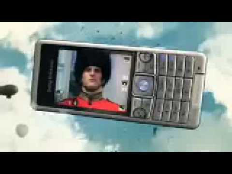 Sony Ericsson C510 Video Demo