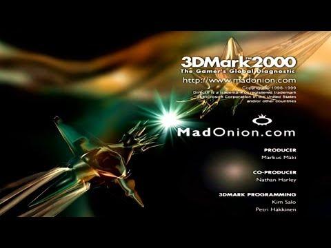 3DMark2000 DEMO