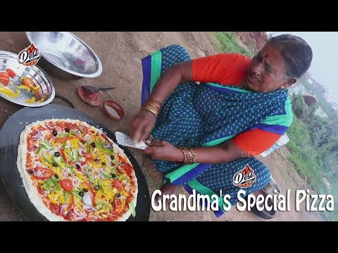 Thumbnail: How To Make Pizza At Home || Grandma's Special Pizza || How To Make Pizza Without Oven