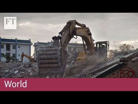 China's economy in 90 seconds | FT World