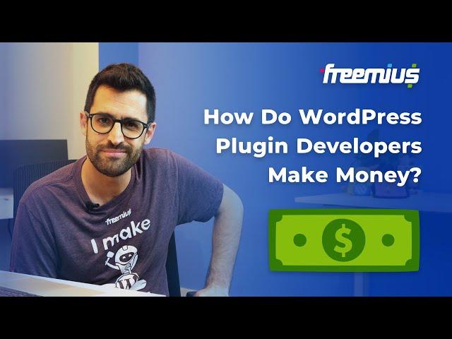 How Do WordPress Plugin Developers Make Money?
