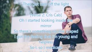 Gambar cover Cris Cab - Turn Out the Light ft. J Balvin LYRICS