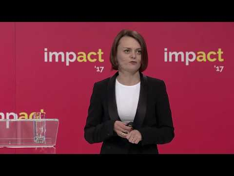 impact'17 Keynote Speech: Jadwiga Emilewicz, Ministry of Economic Development