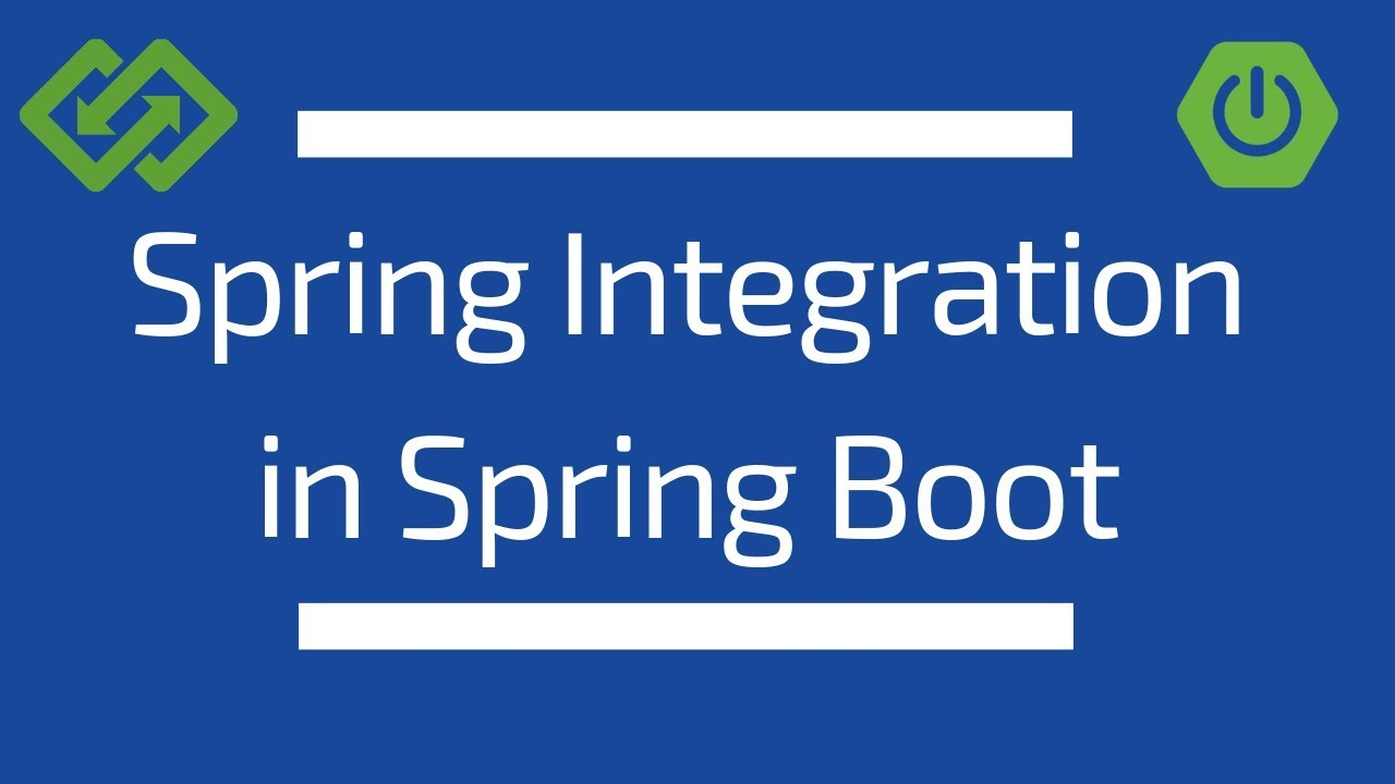 Spring Integration in Spring Boot | File Adapter Example | Tech Primers