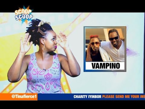 #ScoopOnScoop: Vampino Has a New Manager, None Other than Brother Maurice Kirya