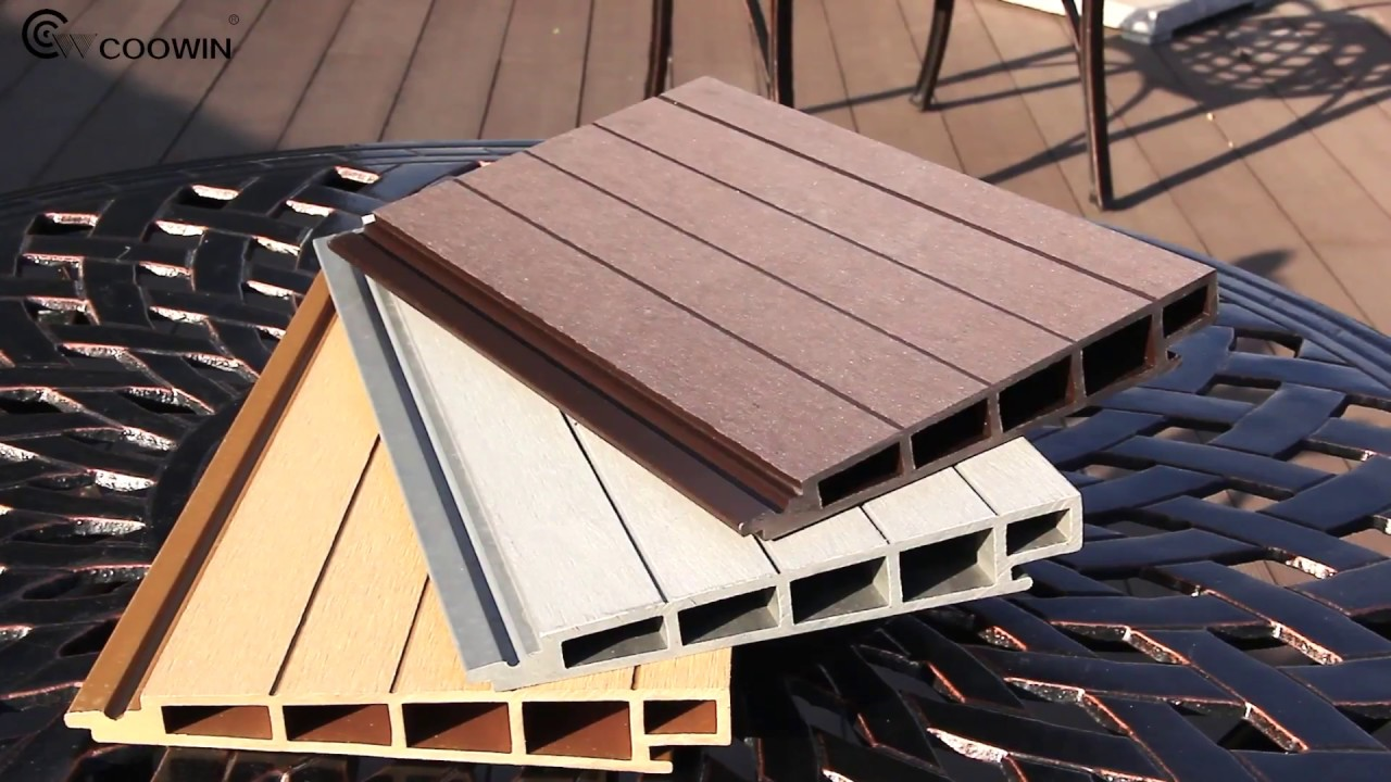 Wpc Plastic Wood Anti Condensation Roof External Wall