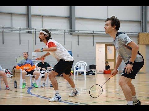 Legends 2017 Badminton SuperCamp   Exhibition Match