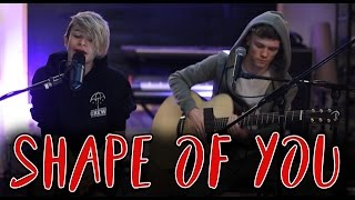 Ed Sheeran Shape Of You (Bars and Melody Cover)