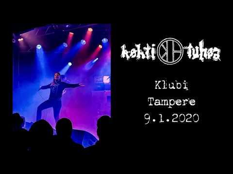 Kohti Tuhoa - live Tampere, Klubi 9.1.2020